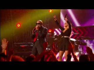 "Pitbull Feat. Christina Aguilera & A-HA Live At Billboard Music Awards - ""Feel This Moment/Take On Me"""